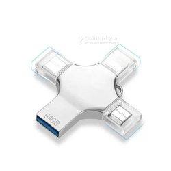 Clé USB - 64Go - 4 en 1