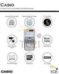 Calculatrice Casio FX-991es