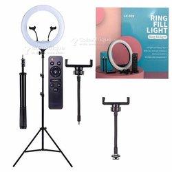 Ring light smartphone