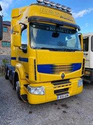 Renault Premium 460 Dxi 2011
