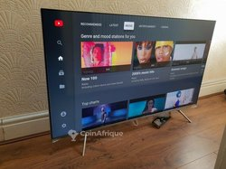 "Smart TV Samsung 65"" ultra HD 4k"