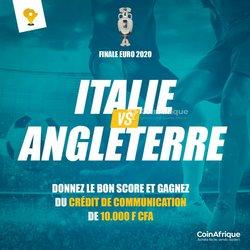 Italie vs Angleterre