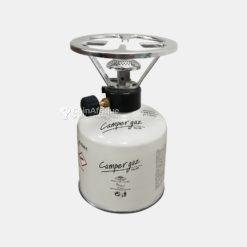 Campergaz à valve rechargeable