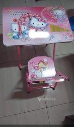 Table + chaise enfant
