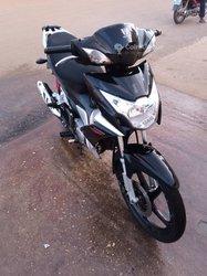 Moto Haojue 110-2 2015