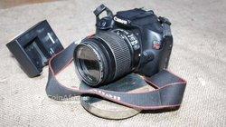Canon EOS Rebel t5