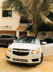 Location - Chevrolet Cruze