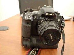 Canon 60D - 18-55 mm