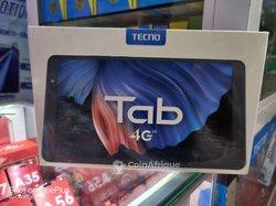 Tablette Tecno Tab 4G - 32 Go