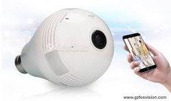 Lampe camera 360°