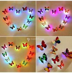 Papillons luminaire