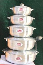 Ensemble casserole 5 pièces