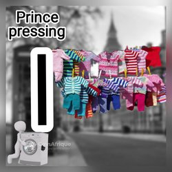 Service de pressing