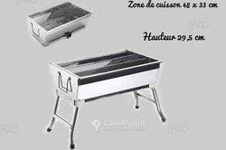 Barbecue portable à charbon