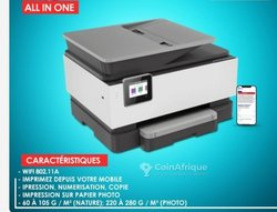 Imprimante HP Office Jet 9023