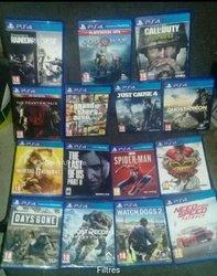 CD Jeux PS4