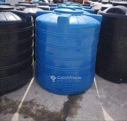 Réservoirs d'eau