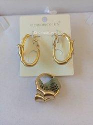 Ensemble bijoux viennois