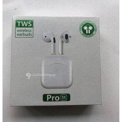 Écouteur bluetooth TWS Pro 11