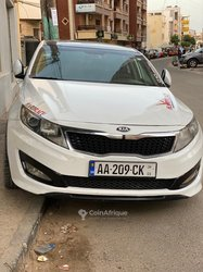 Kia Optima Hybride 2013
