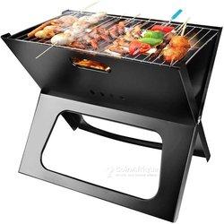 Barbecue au charbon