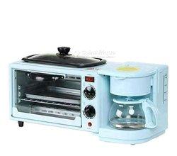 Machine à four + cafetière 3en1