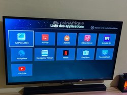 Télévision LG - 65 pouces