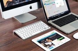 Site internet + application de gestion de commandes