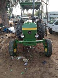 Tracteur John Derre