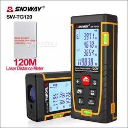 Télémètre Laser 120 m SNDWAY