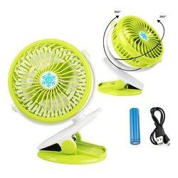 Mimi ventilateur rechargeable