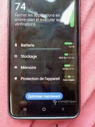 Samsung Galaxy S10 - 128 Gb