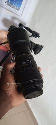 Objectif Nikon Sigma 70-300
