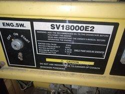 Groupe électrogène 18000 E