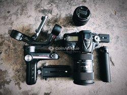Stabilisateur professionnel caméra