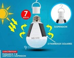 Ampoule solaire