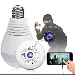 Ampoule à caméra