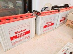Batterie solaire 180Ah  12v