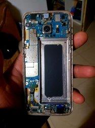 Plaquette Samsung Galaxy S7