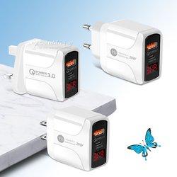 Chargeur iPhone 11 - 12 - 13 Séries PD