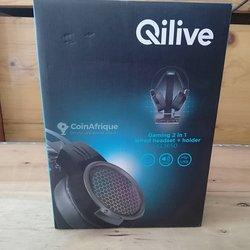 Écouteurs-casque Gameur Qilive