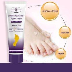 Crème réparatrice de pieds