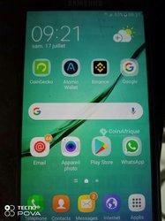 Écran Samsung Galaxy S6