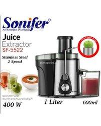 Extracteur de jus Sonifer