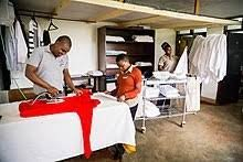 Cherche emploi - Blanchisserie