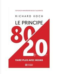 Livre électronique - Le Principe 80/20