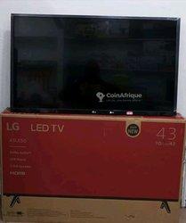 TV LG LED 43 pouces