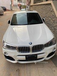 BMWW X4 2015 pack M