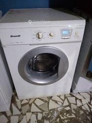 Machine à laver 6kg Brandt