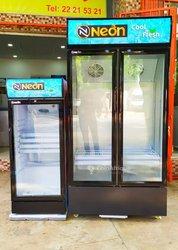 Réfrigérateurs Néon vitrés